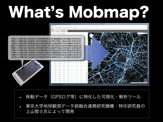 Whats' Mobmap?